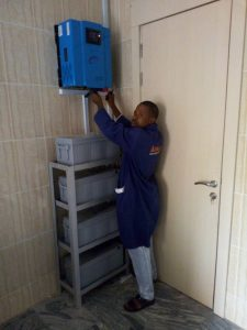 We supply, Install and maintain