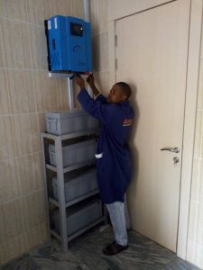 Inverter installation done by Allibii Executive Solutions